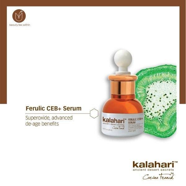 Kalahari Ferulic CEB+ Serum