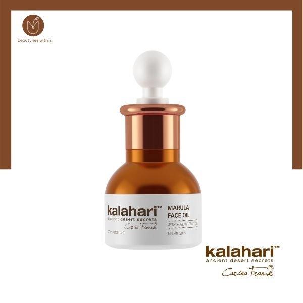 Kalahari Marula Face Oil 15mls