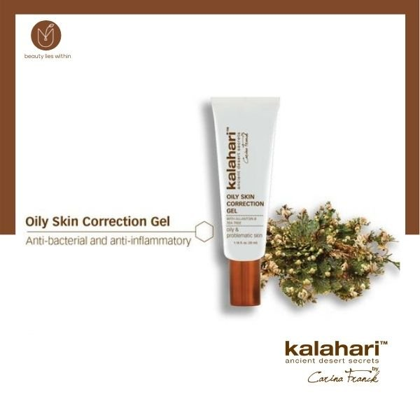 Kalahari Oily Skin Correction Gel 35mls
