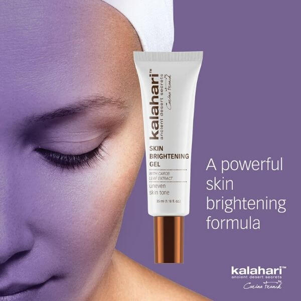 Kalari Skin Brightening Gel at Beauty Lies Within Fendalton Christchurch
