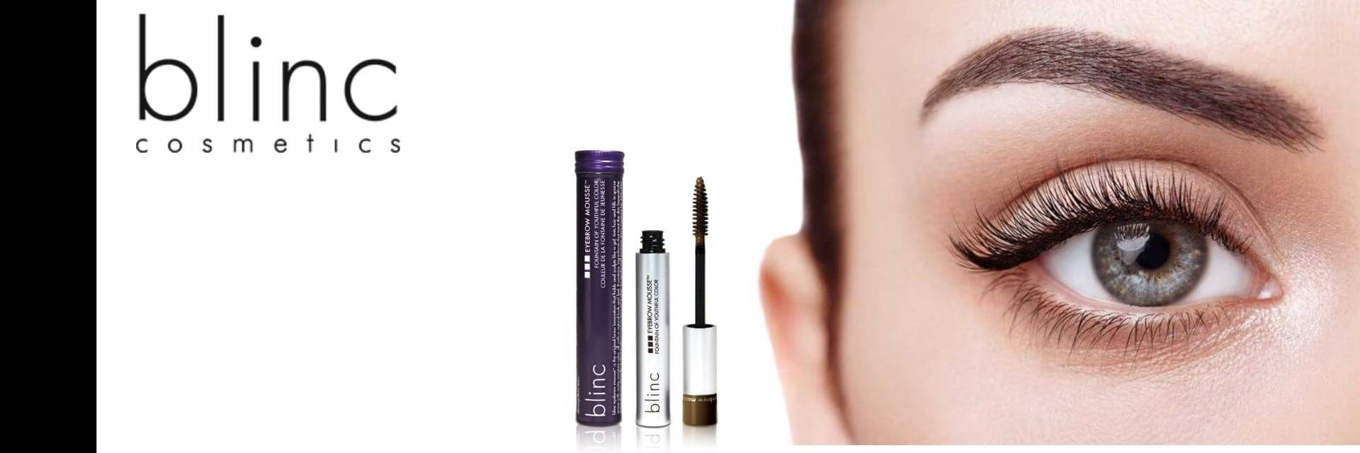 Beauty Lies Within Blinc Eyebrow Mousse in Fendalton Christchurch