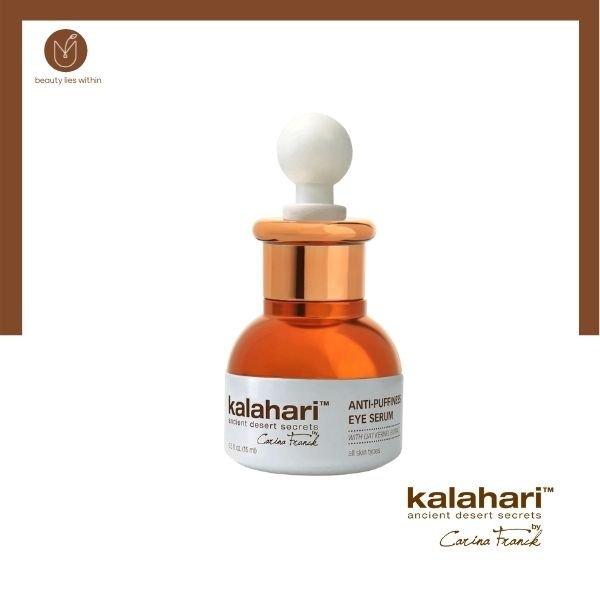 Kalahari Anti-Puffiness Eye Serum 15mls