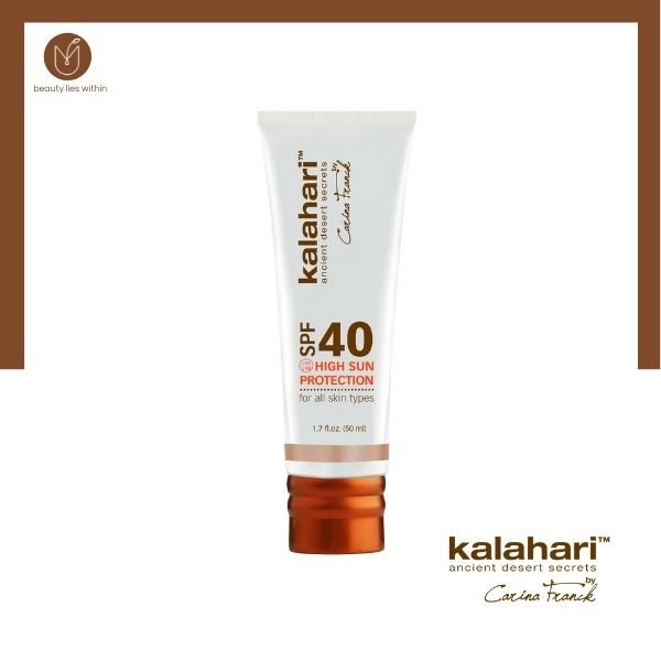 Kalahari SPF 40 Sun Protection 50ml