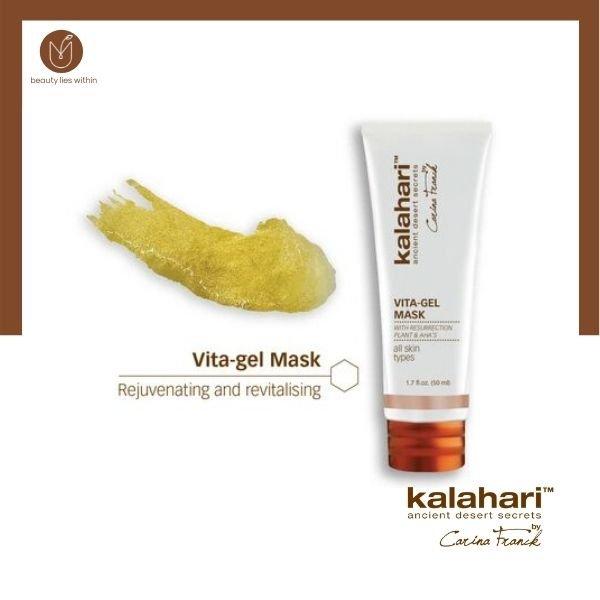Kalahari Vita-Gel Mask 50mls
