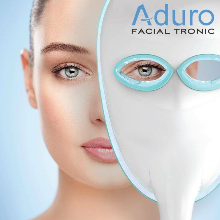 Light Therapy using Aduro Masks in Fendalton Christchurch