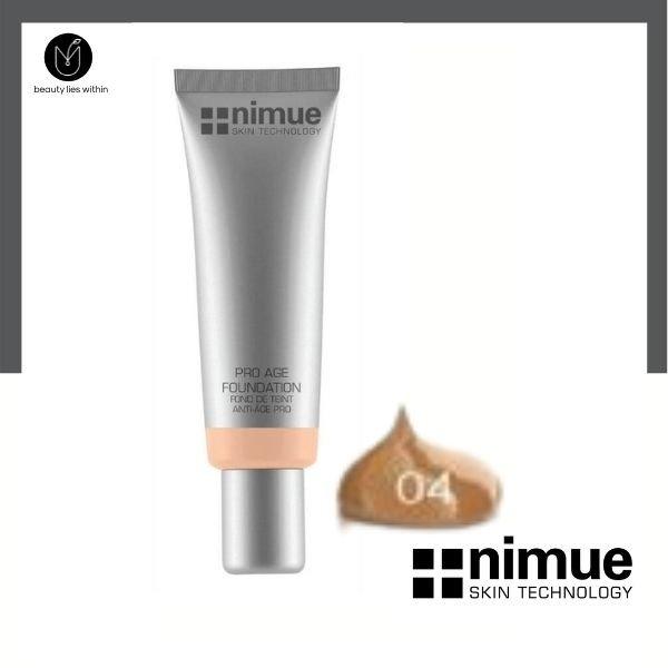 Nimue Pro Age Foundation Golden 04