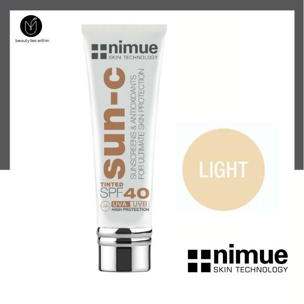 Nimue SPF 40 Tint Light