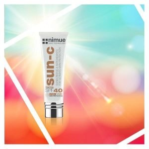 Nimue SUN-C SPF40 Tinted