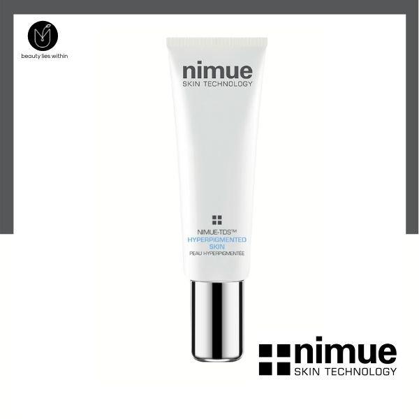Nimue-TDS Hyperpigmented Skin