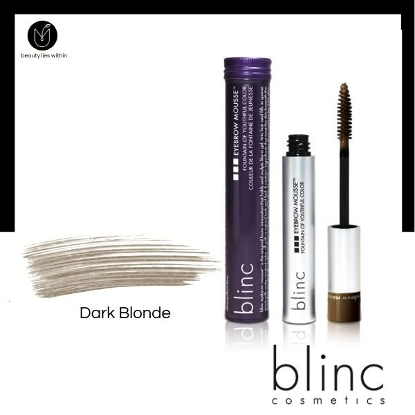 Blinc Eyebrow Mousse – Dark Blonde