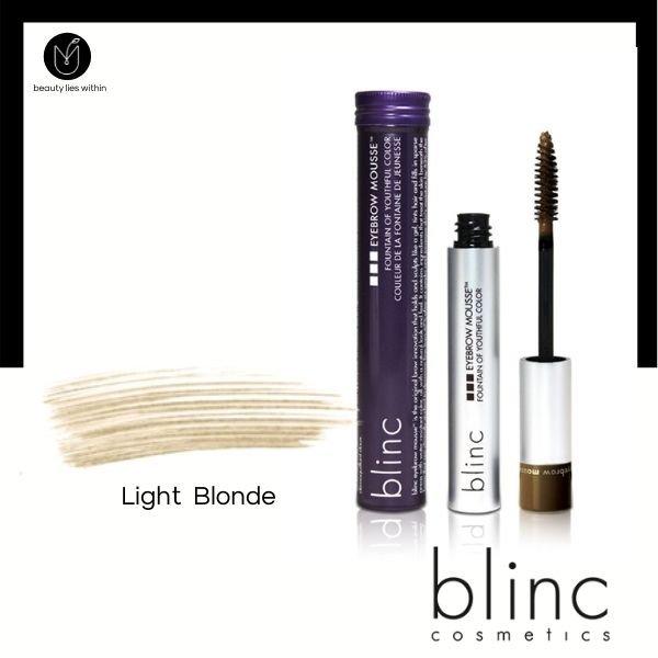 Blinc Eyebrow Mousse – Light Blonde