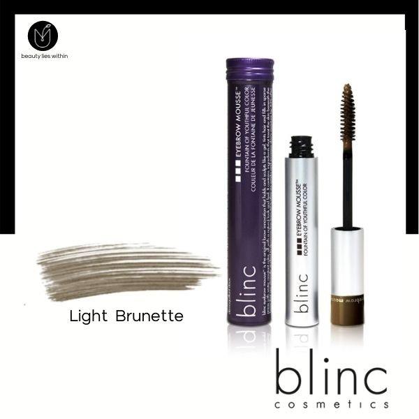 Blinc Eyebrow Mousse – Light Brunette