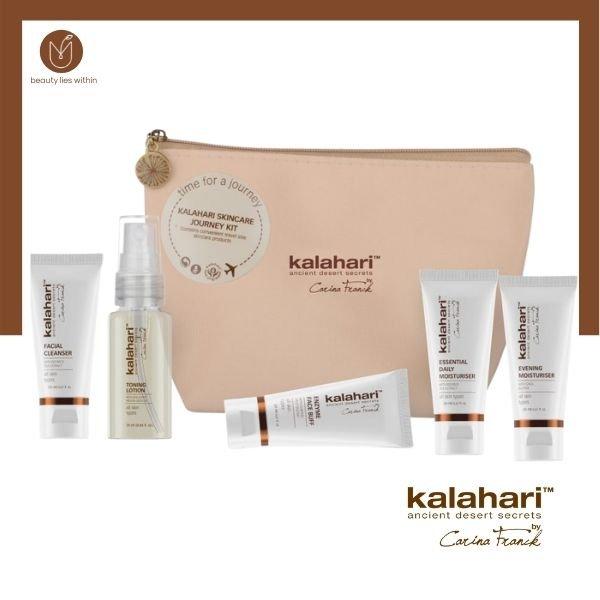 Kalahari Journey Kit Travel Pack