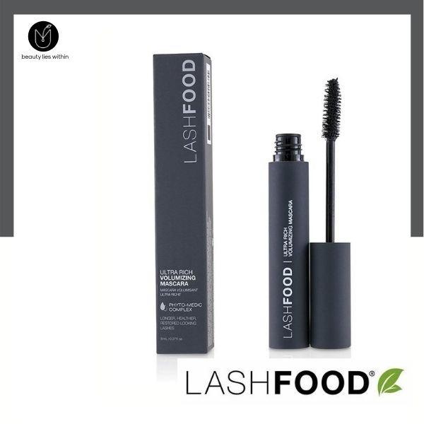 Lash Food Ultra Rich Volumizing Mascara