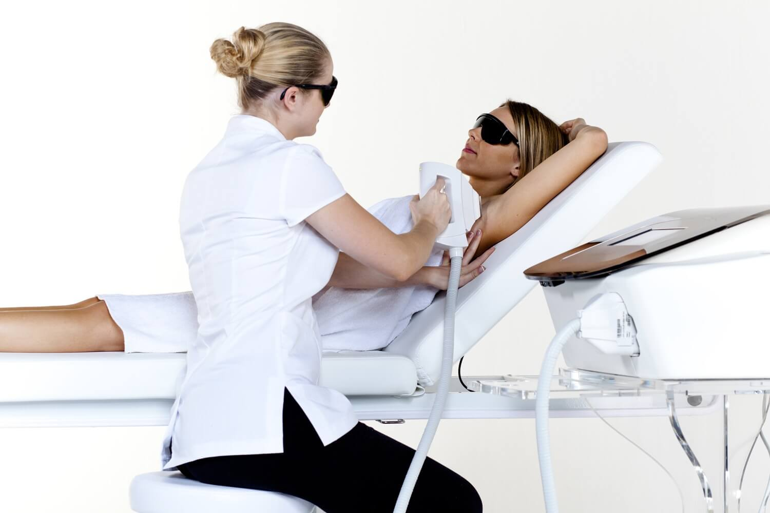IPL Hair removal treatment at beauty lies within Fendalton