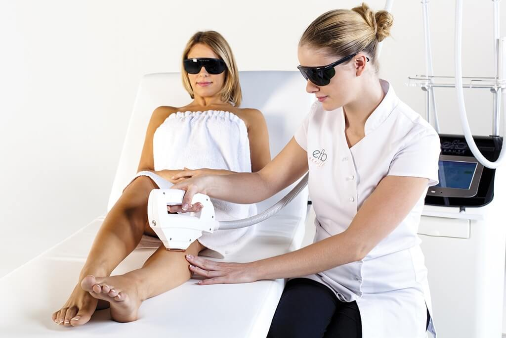 Adena Ipl Hair removal treatment on legs