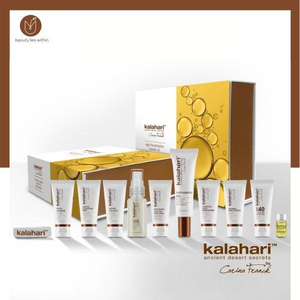 Kalahari De-Ageing Kit