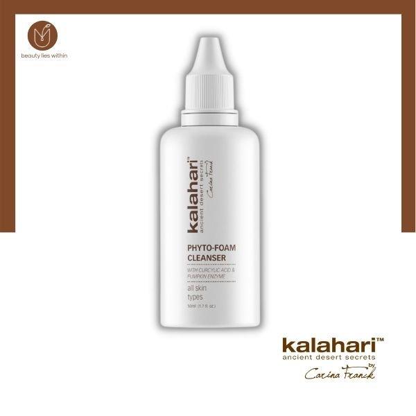 Kalahari Phyto-Foam Cleanser 50ml